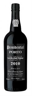 Presidential Porto Late Bottled Vintage 2010 750ml